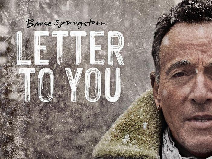"""Bruce Springsteen: guarda il trailer del film """"Letter to You"""""""