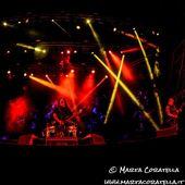 12 luglio 2016 - Ippodromo delle Capannelle - Roma - Slayer in concerto