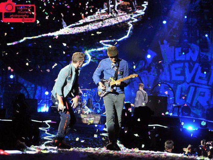 Coldplay, nuovo album: guarda qui il video di 'Magic'