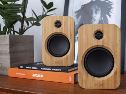 House of Marley, arrivano gli speaker Get Together Duo