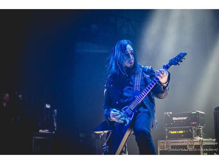 Ministry, il chitarrista Sin Quirin accusato di violenza sessuale su minorenni