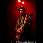 23 maggio 2014 - Magazzini Generali - Milano - Gary Clark Jr. in concerto