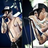 11 Dicembre 2011 - MediolanumForum - Assago (Mi) - Red Hot Chili Peppers in concerto