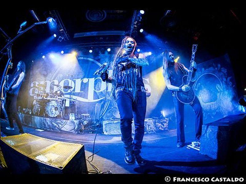 26 novembre 2013 - Alcatraz - Milano - Amorphis in concerto