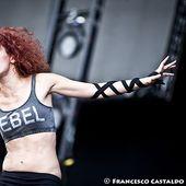 5 luglio 2012 - Heineken Jammin' Festival - Arena Concerti Fiera - Rho (Mi) - No More Speech in concerto