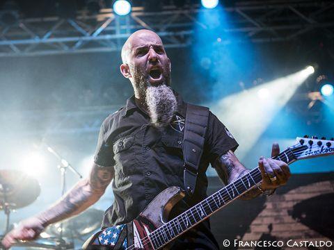Scott Ian (Anthrax) e... la volta che i Metallica volevano cacciare Lars Ulrich