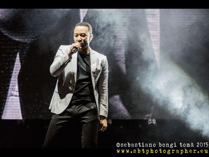 John Legend al Lucca Summer Festival: il report del concerto