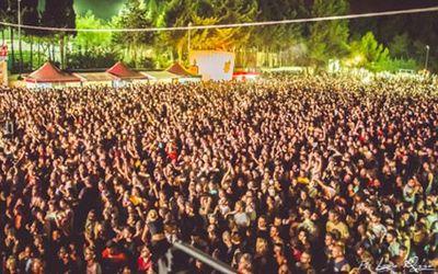 5 agosto 2014 - Parco Gondar - Gallipoli (Le) - Manu Chao in concerto