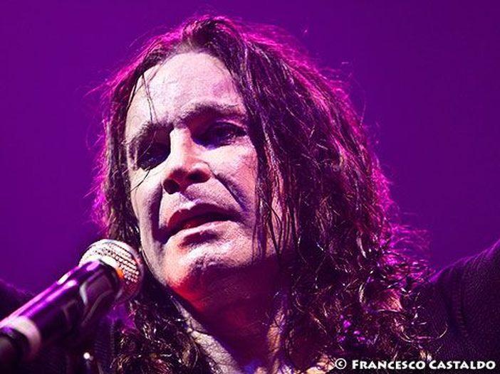Ozzy Osbourne 'global icon' agli MTV EMA 2014: già domani 'Memoirs of a Madman'