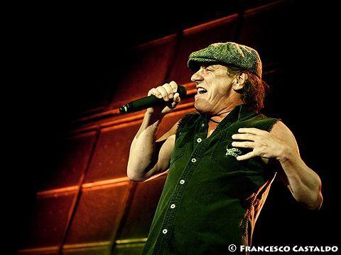 AC/DC in studio a maggio per un nuovo disco: lo dice Brian Johnson