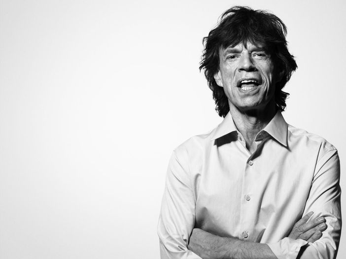 Stanotte chat con Mick Jagger