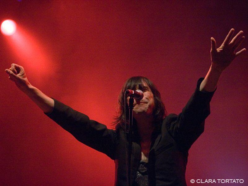 10 Luglio 2009 - Traffic Free Festival - Venaria (To) - Primal Scream in concerto