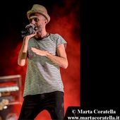 20 luglio 2015 - Ippodromo delle Capannelle - Roma - Subsonica in concerto