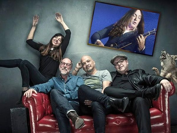 I Pixies, raccontati dagli artisti italiani: Manuel Agnelli (Afterhours)