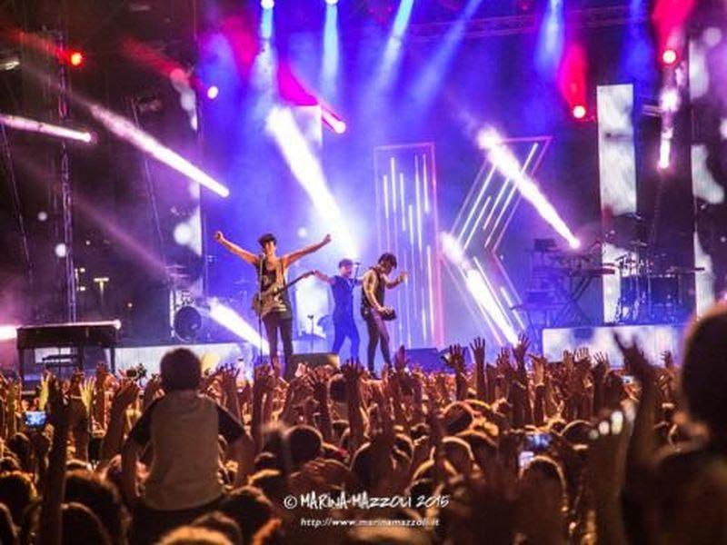 14 luglio 2015 - Porto Antico - Genova - Kolors in concerto