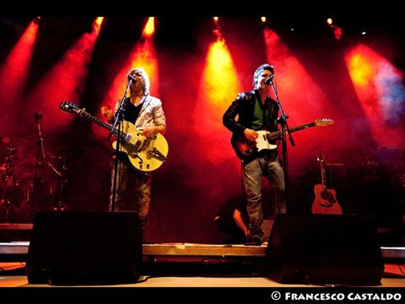 8 Aprile 2010 - Alcatraz - Milano - Sonohra in concerto