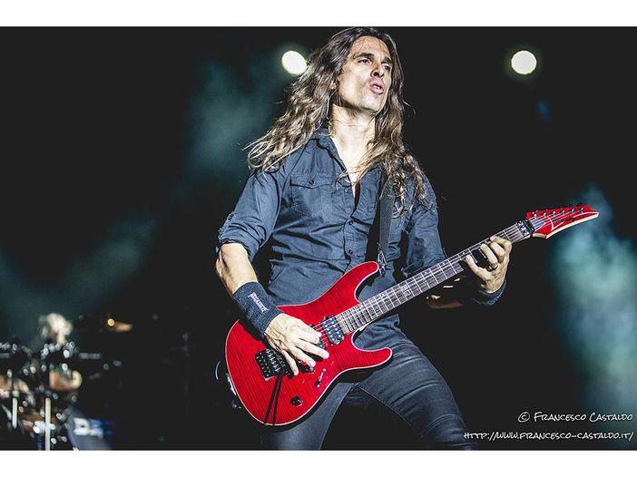 I Megadeth sono in studio per il nuovo album: foto