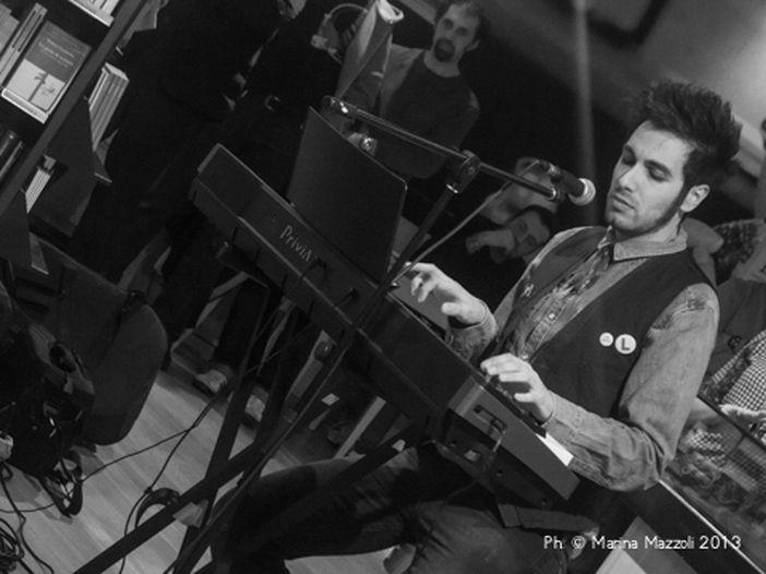 Sanremo 2013, i 'Giovani': Antonio Maggio, la videointervista