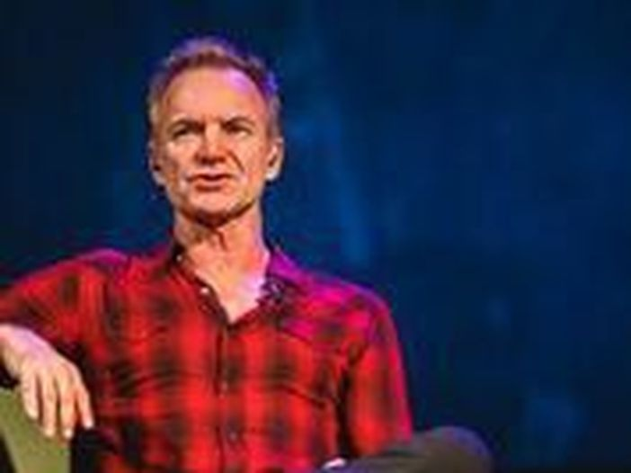 Sting a IMAGinACTION: 'In tempi difficili come questi la musica è resistenza'