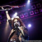 30 luglio 2012 - Ippodromo del Galoppo - Milano - Alice Cooper in concerto