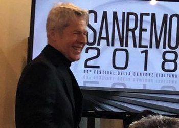 presenta il suo Festival di Sanremo