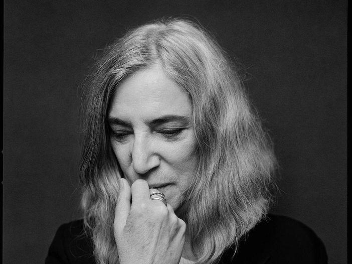 Massimo dei voti di 'Q' al 'nuovo' album di Patti Smith