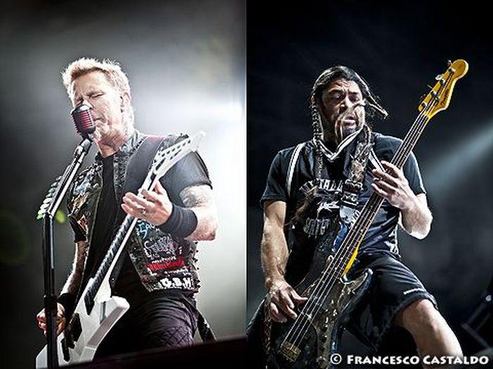 In arrivo un documentario sulla vita dei Metallica