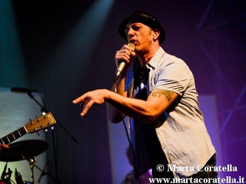 28 marzo 2014 - Atlantico Live - Roma - Neffa in concerto