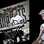 6 luglio 2012 - Heineken Jammin' Festival - Arena Concerti Fiera - Rho (Mi) - Lostprophets in concerto