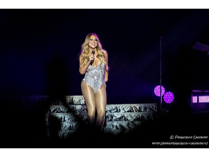 Mariah Carey sta bene ed è pronta a riprendere il tour