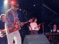 Bo Diddley fa causa alla Nike