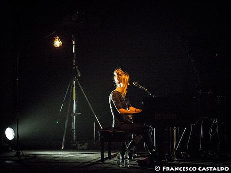 7 maggio 2014 - Alcatraz - Milano - Agnes Obel in concerto