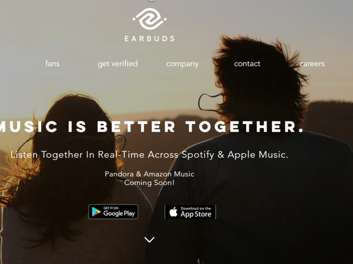 Music Startups: il modello playlist & celebrità di Earbuds