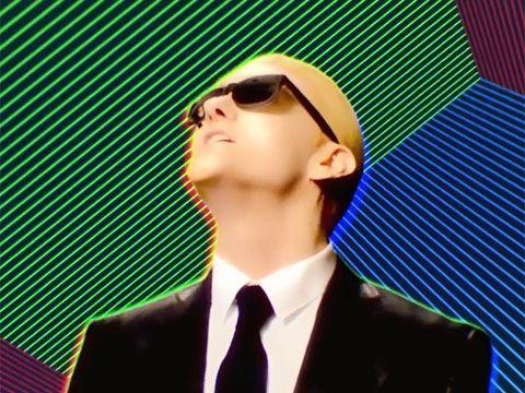 Eminem è Max Headroom
