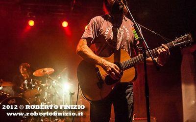 22 settembre 2012 - Carroponte - Sesto San Giovanni (Mi) - Jarabedepalo in concerto