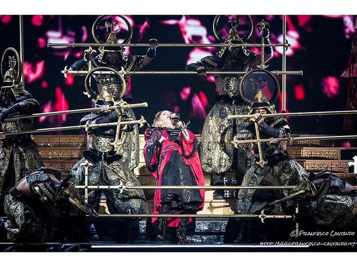 Golden Globes, Madonna vince con 'Masterpiece'