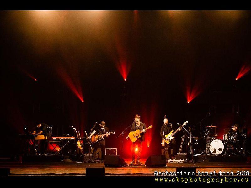 5 dicembre 2018 - Teatro Goldoni - Livorno - Enrico Nigiotti in concerto