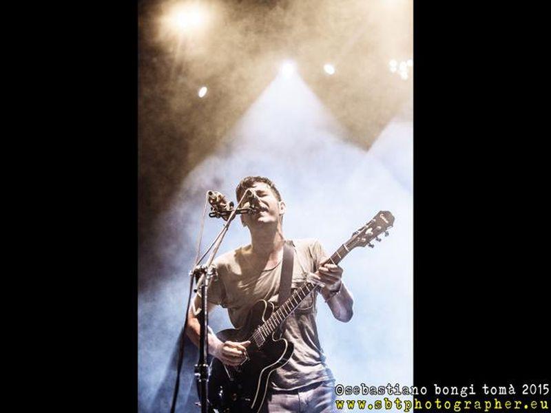 17 luglio 2015 - Pistoia Blues Festival - Piazza del Duomo - Pistoia - Bud Spencer Blues Explosion in concerto