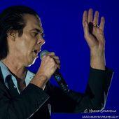 8 novembre 2017 - PalaLottomatica - Roma - Nick Cave in concerto