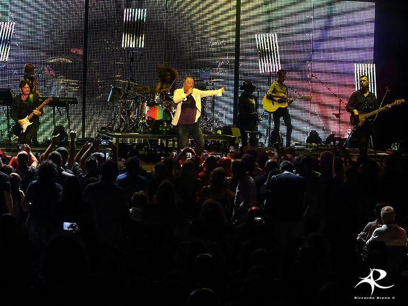 3 luglio 2018 - Cavea Auditorium - Roma - Simple Minds in concerto