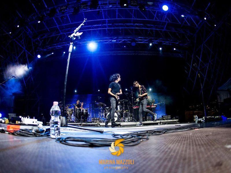 20 luglio 2018 - Arena del Mare - Genova - Motta in concerto