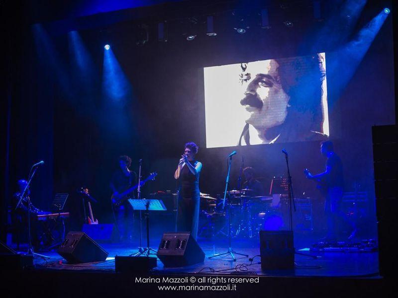 28 gennaio 2017 - Teatro Carbonetti - Broni (Pv) - Concerto tributo a Corrado Castellari