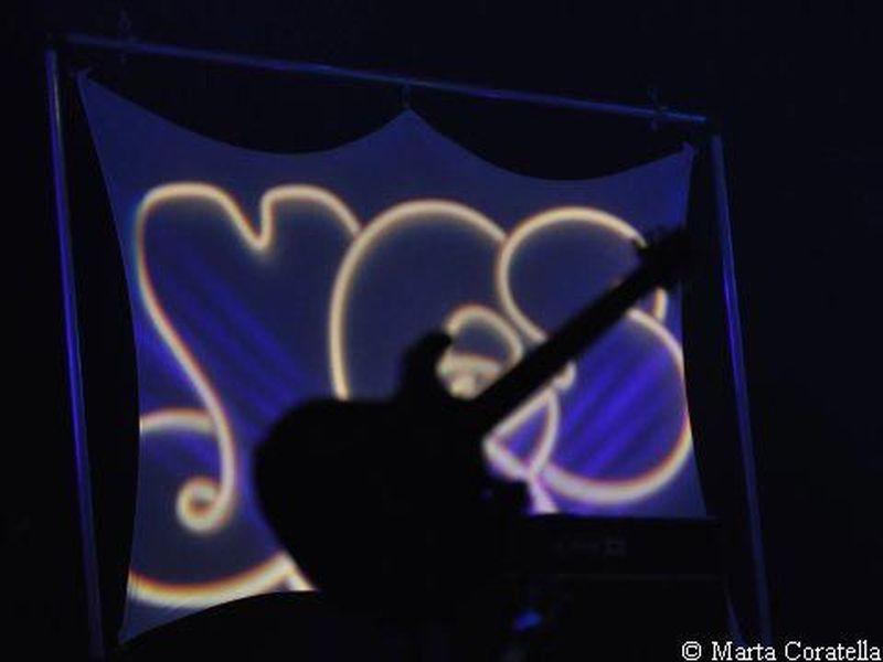 4 Novembre 2009 - Teatro Tendastrisce - Roma - Yes in concerto