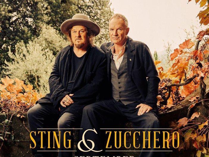 Sting e Zucchero: guarda il video di 'September'