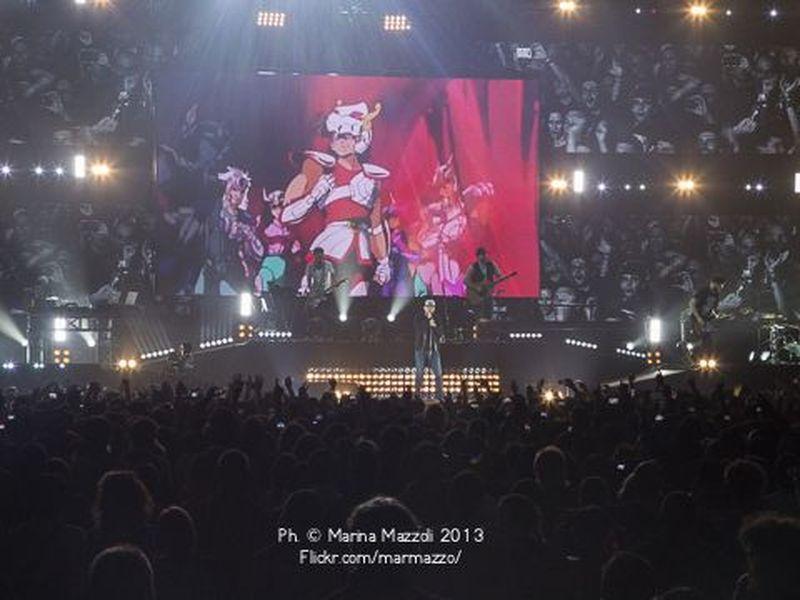 12 novembre 2013 - 105 Stadium - Genova - Max Pezzali in concerto