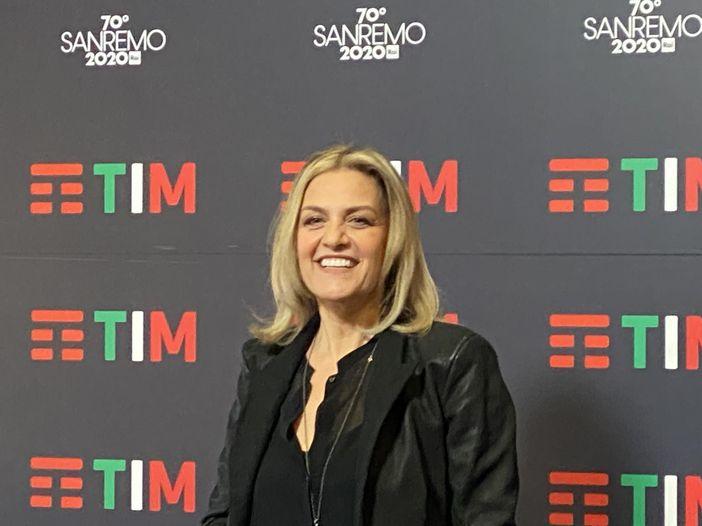 """Sanremo 2020, Irene Grandi: """"Vasco mi ha regalato un brano cucito alla perfezione"""""""