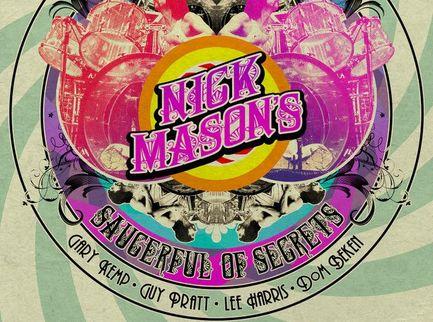 Nick Mason, l'improbabile rockstar dei Pink Floyd - Voto 4.5/5