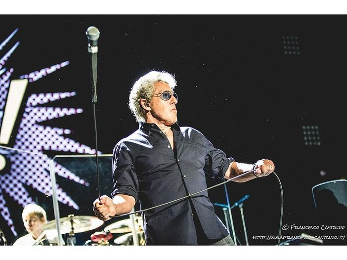 Concerti, Who dal vivo al Forum di Assago: segui qui la diretta - FOTO