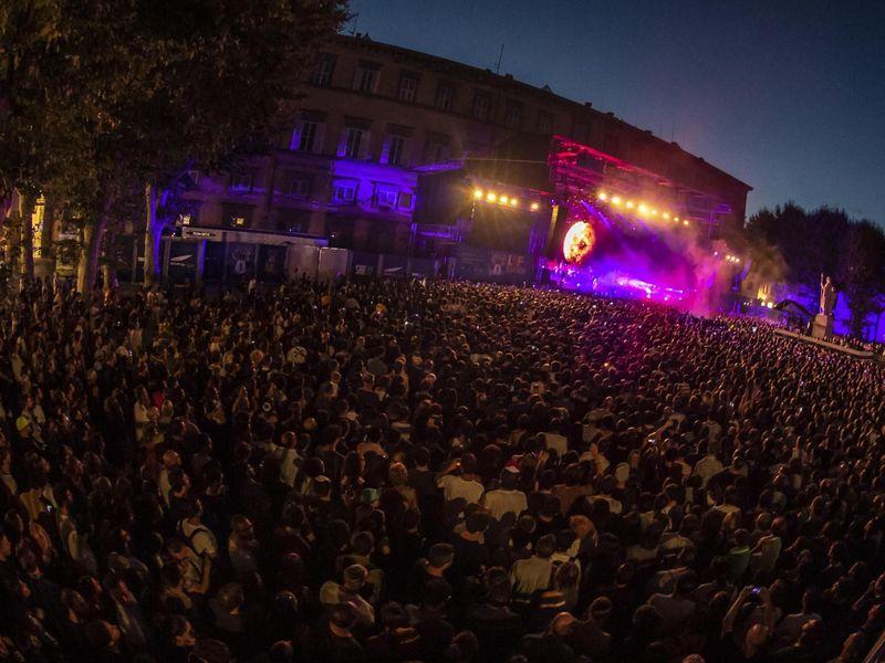 Gorillaz @ Lucca Summer Festival, 12 luglio 2018