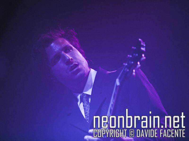 30 Maggio 2011 - Atlantico Live - Roma - Interpol in concerto